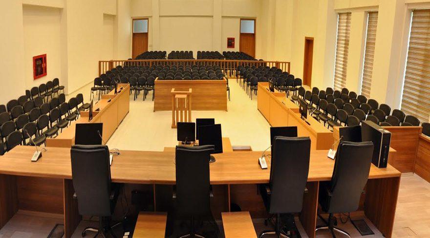 Adana'da FETÖ'cülerin davaları için yeni salon hazırlandı