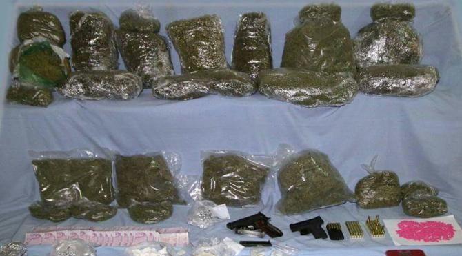Edirne'de uyuşturucuya 3 gözaltı