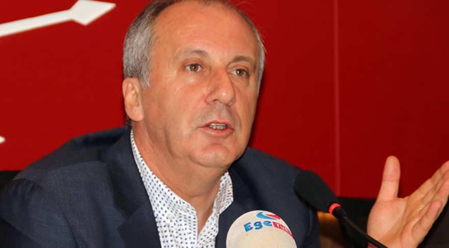 CHP'li İnce'den 'din sömürüsü' tepkisi