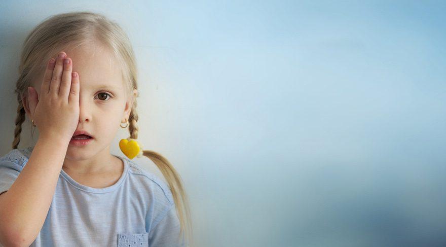 Çocukluk çağındaki kanserler gözden anlaşılıyor