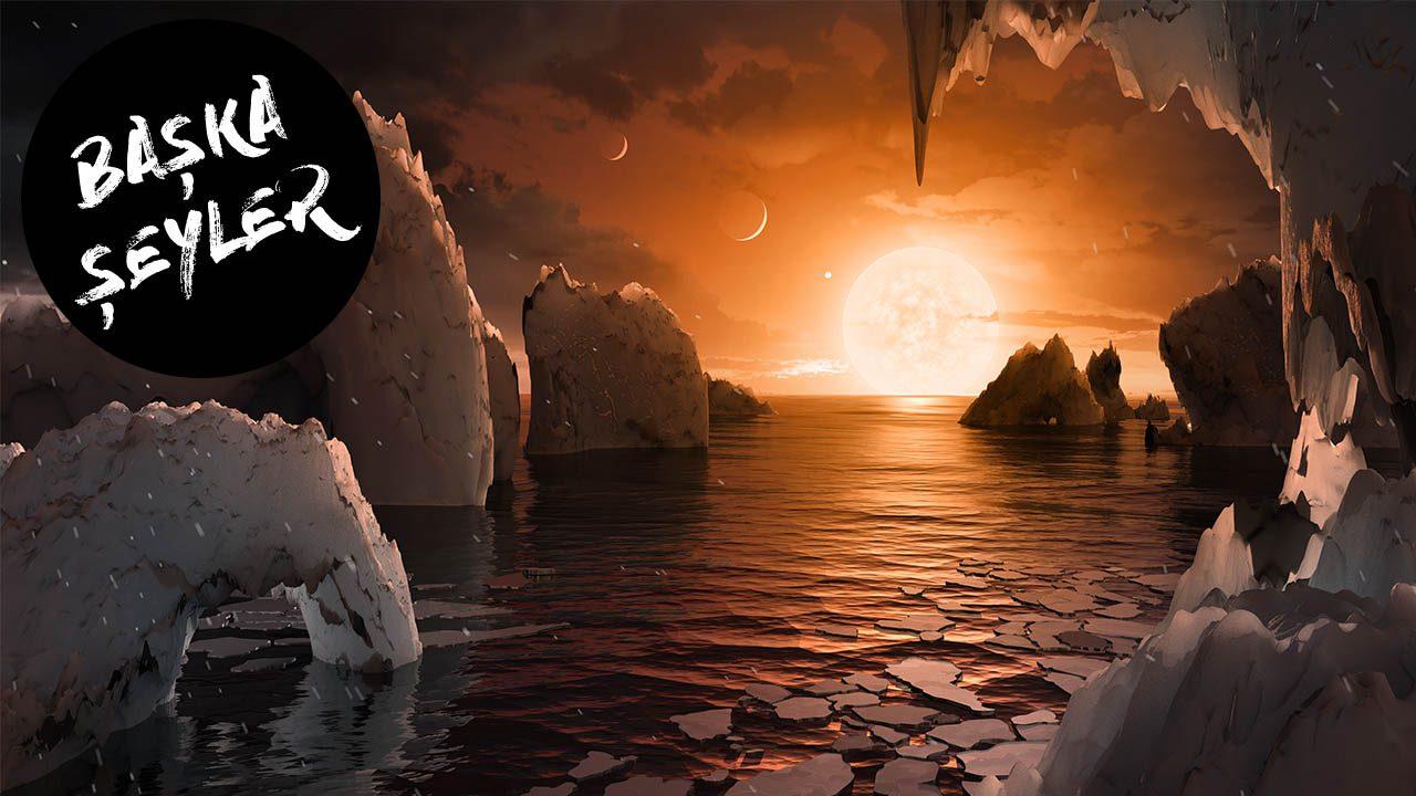Yeni bir dünya beklediğimizden yakın olabilir!