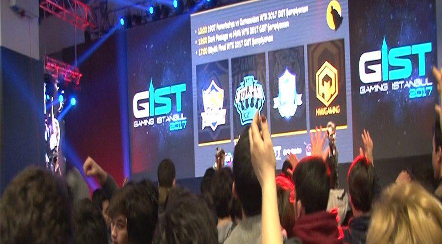 Gaming İstanbul'un tadı damakta kaldı!