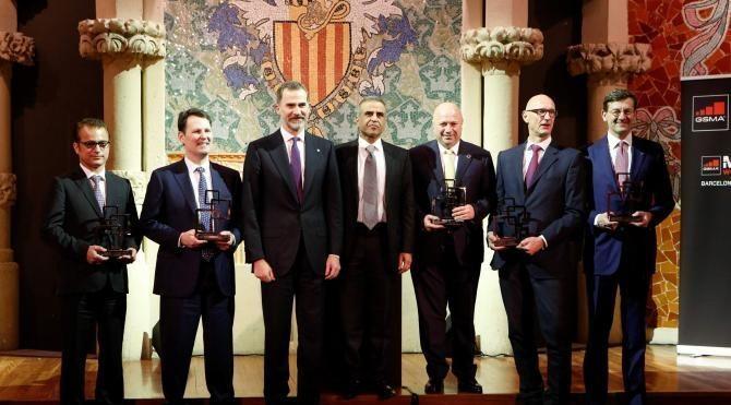 Mobil dünyanın en prestijli ödülü insani çalışmalarından dolayı Turkcell'e geldi