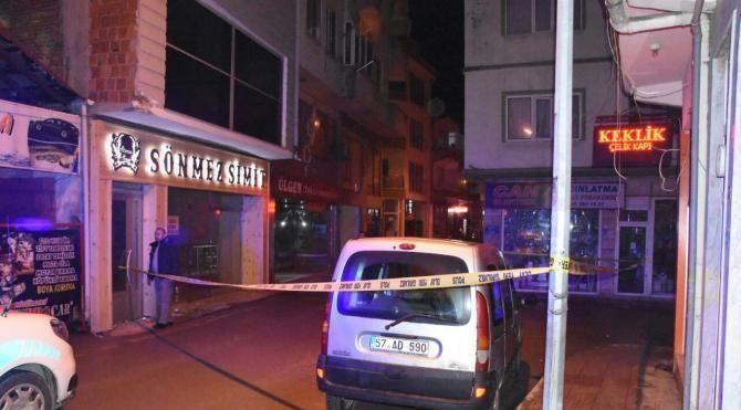 Sinop'ta intihar girişiminde bulunan genç, ağır yaralandı