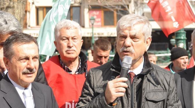 DİSK Başkanı Beko: İşçiler, 'Hayır' diyerek güçlerini gösterebilir