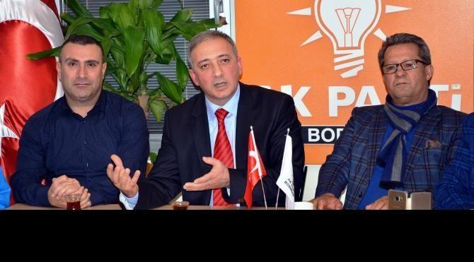 Ak Parti Muğla'dan 'emekli turizmi' projesi