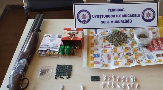 Tekirdağ'da 2 sokak satıcısı tutuklandı