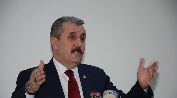 Destici: 28 Şubatçılar tam yargılanmadı, hak ettikleri cezayı almadılar