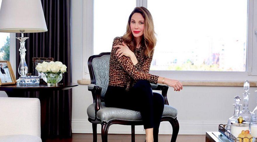 Demet Şener, Angelina Jolie ile olan benzerliğine dikkat çekti