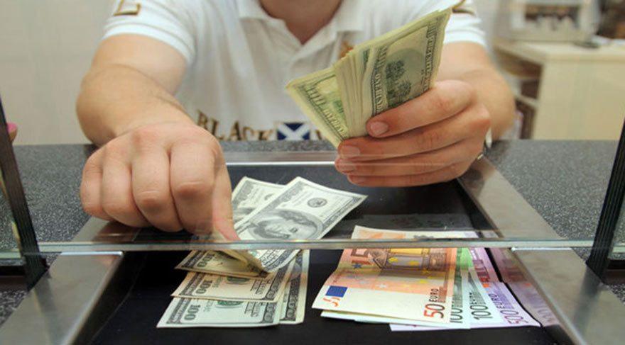Dolar bozduran almaya başladı