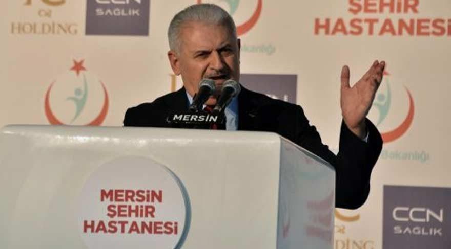 Başbakan Yıldırım'dan 'anayasa değişikliği' açıklaması