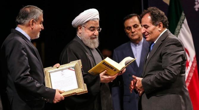 Prof. Dr. Yıldırım'ın 'Şahname' çevirisi İran'da yılın kitabı seçildi