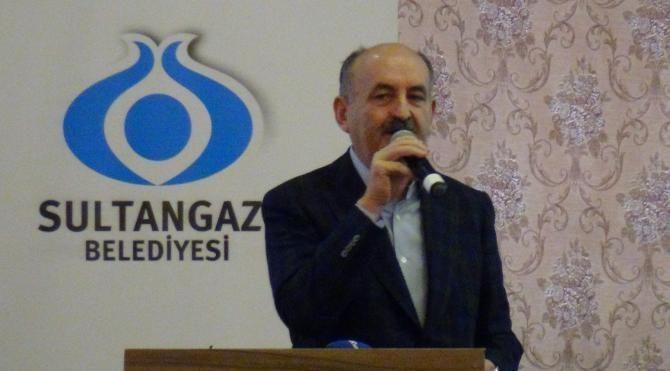 Bakan Müezzinoğlu: Tayyip Erdoğan diktatör olacakmış…, yahu arkadaş, komik olma