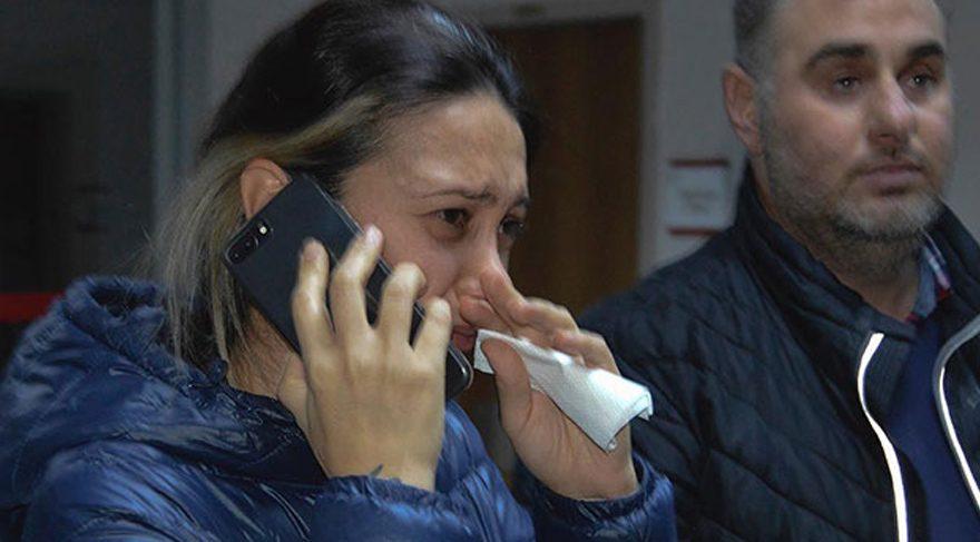 FOTO:DHA - 4 aylık hamile Ebru Kaya parkta spor yaparken saldırıya uğramıştı.