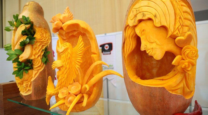Ege Şefler Şampiyonası'na 15 ülke, 300 aşçı katıldı