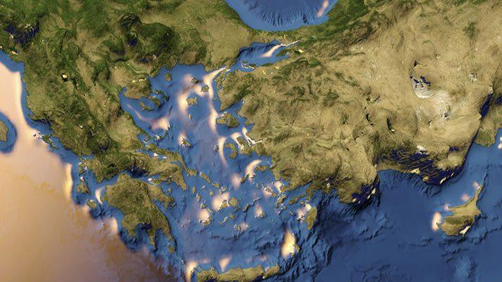 Yunanistan, Ege'yi kendi gölü yapıyor