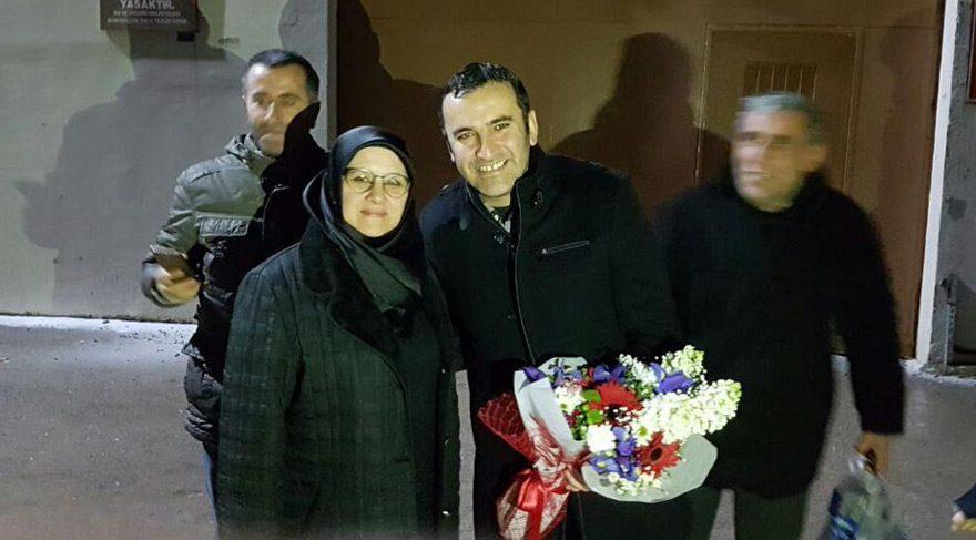 Ferhat Encü havalimanında gözaltına alındı