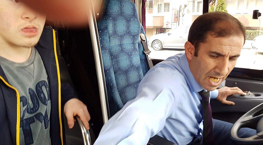 Engelli çocuğu otobüsten atan şoföre soruşturma açıldı