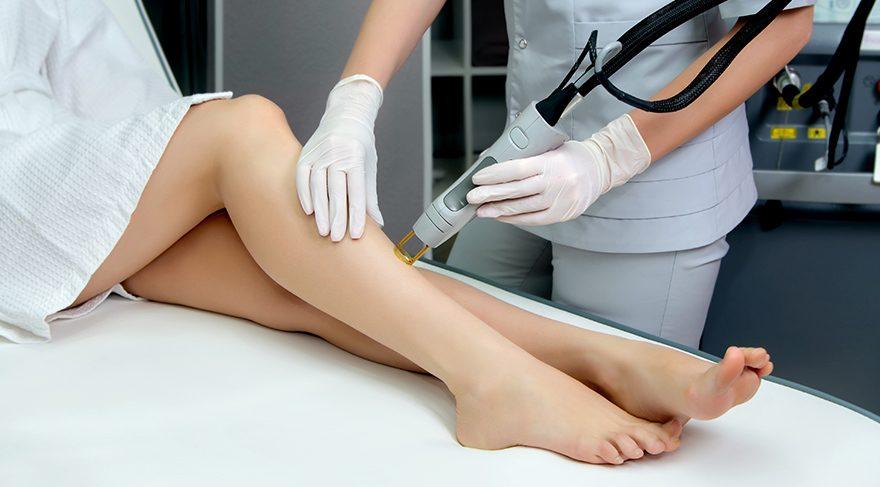 Lazer epilasyonlardaki tehlike: Hekim yerine güzellik uzmanları veya temizlikçiler yapıyor!