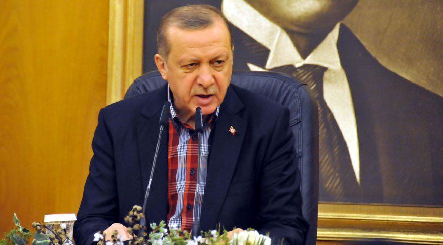Erdoğan 'hayır' diyenleri darbeci ilan etti