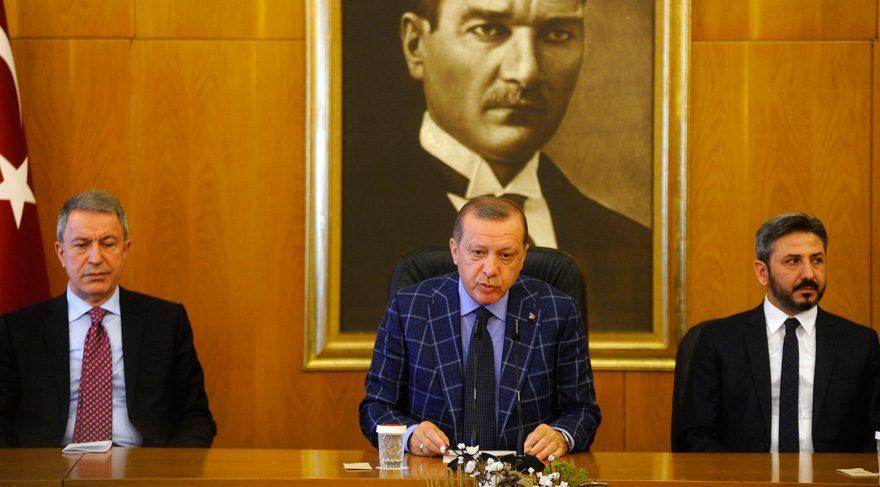 Erdoğan'dan TSK haberine çok sert tepki