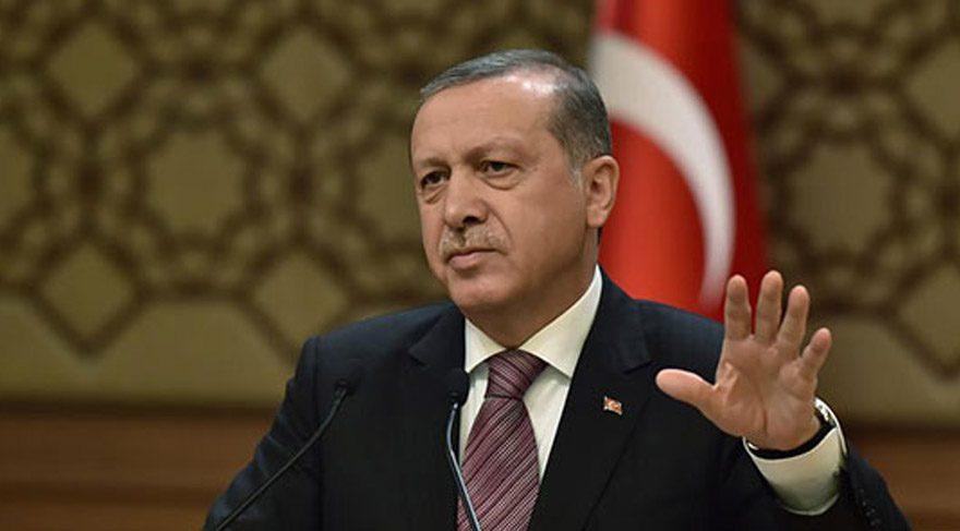 Erdoğan: Hayır diyenler, 15 Temmuz'un yanında yer almaktadır