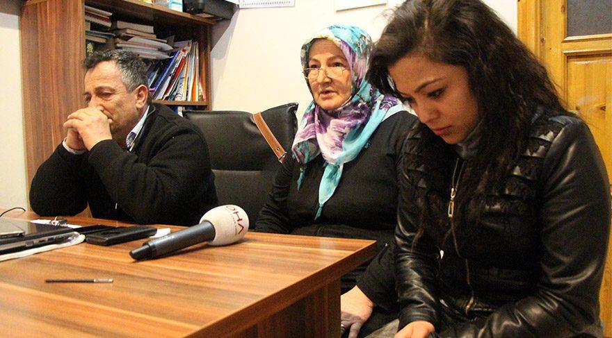 Eşi öldürülen kadın isyan etti: Bizi acıya mahkum ettiler