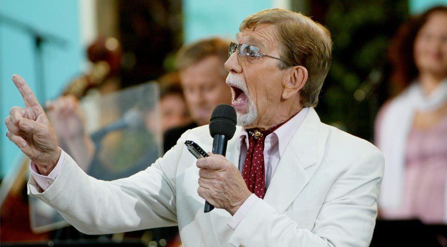 87 yaşında Eurovision'a aday!