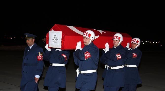 Kayseri'deki saldırıda yaralanan komando çavuş şehit oldu (2)