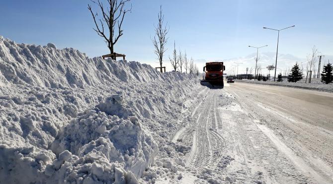 Doğuda tipi ve soğuk etkili oluyor