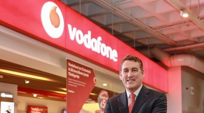 Vodafone abonelerine 100 ülkede uluslararası dolaşım hizmeti