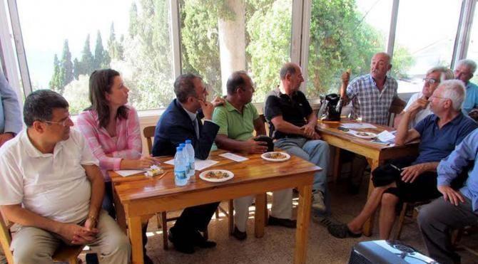 Çeşme'de orkinos çiftliğinde kapasite arttırımına gidiliyor