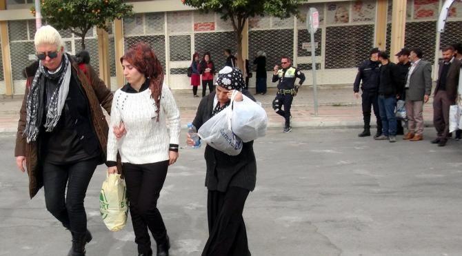 Mersin'de eylem hazırlığı yapan PKK'lılar yakalandı