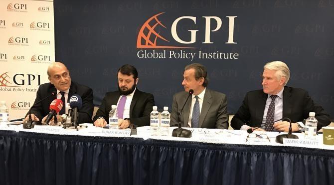 ABD Türkiye ilişkileri Washington'da tartışıldı