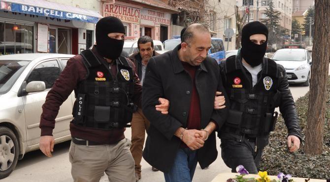 Eskişehir'de özel eğitimli köpekle uyuşturucu operasyonu