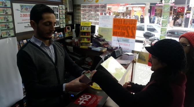 Asgari ücretli işçiye Milli Piyango'dan büyük ikramiye çıktı