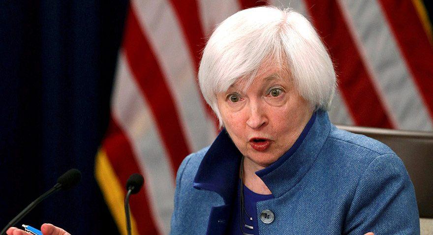 Fed Başkanı Janet Yellen en son Aralık ayında yaptığı konuşmada Trump döneminin belirsizliklerle dolu olduğunun sinyallerini vermişti. Fotoğraf: REUTERS
