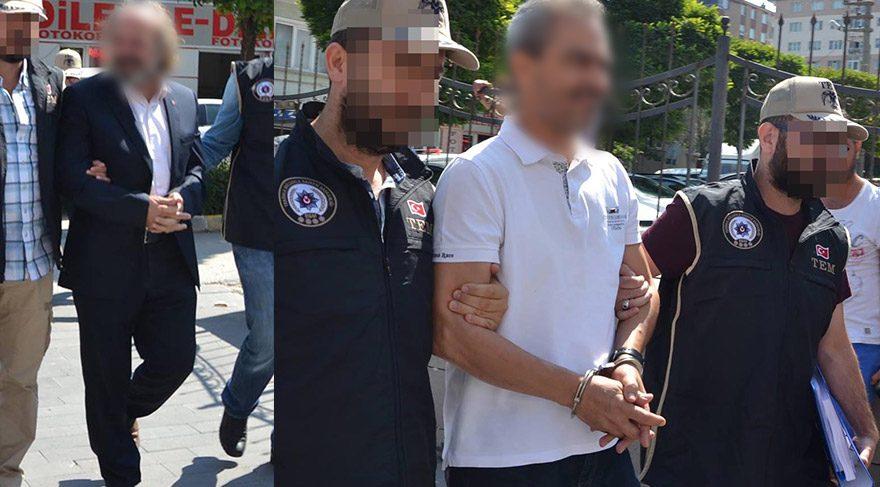 FETÖ sanığı emekli polis müdürleri suçlamaları kabul etmedi