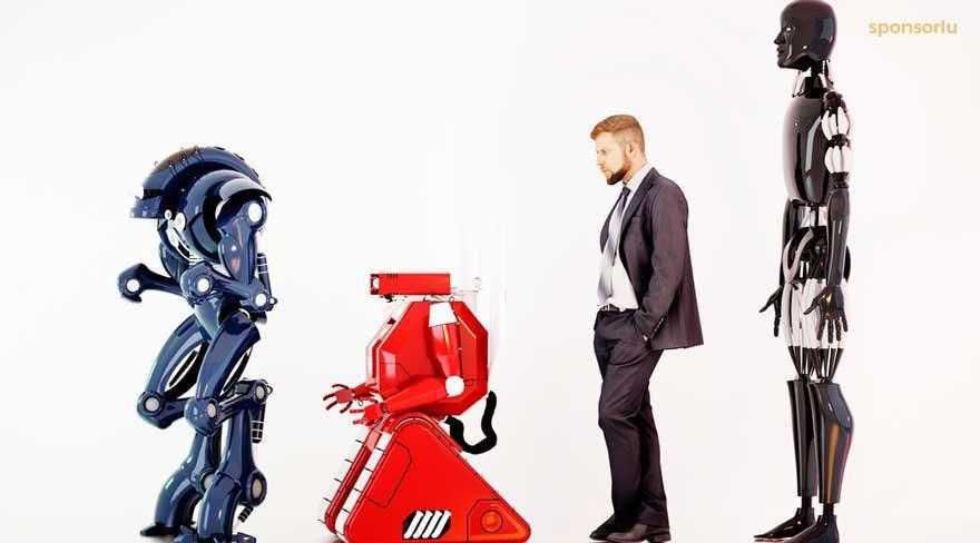 Robotların yakın gelecekte yapacağı 5 muhteşem şey