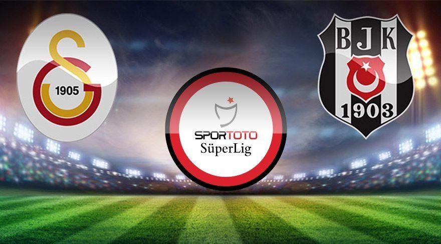 Galatasaray Beşiktaş maç özeti izle: İşte GS BJK derbisi maç sonucu