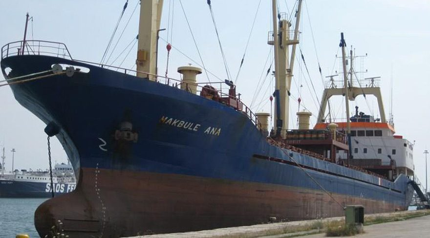 Türk gemici Yunanistan'da casusluktan gözaltında