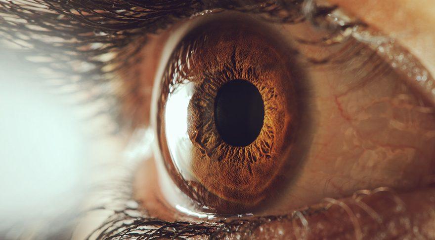 Kanser gözünüzden anlaşılıyor... Göz parlamalarına dikkat!