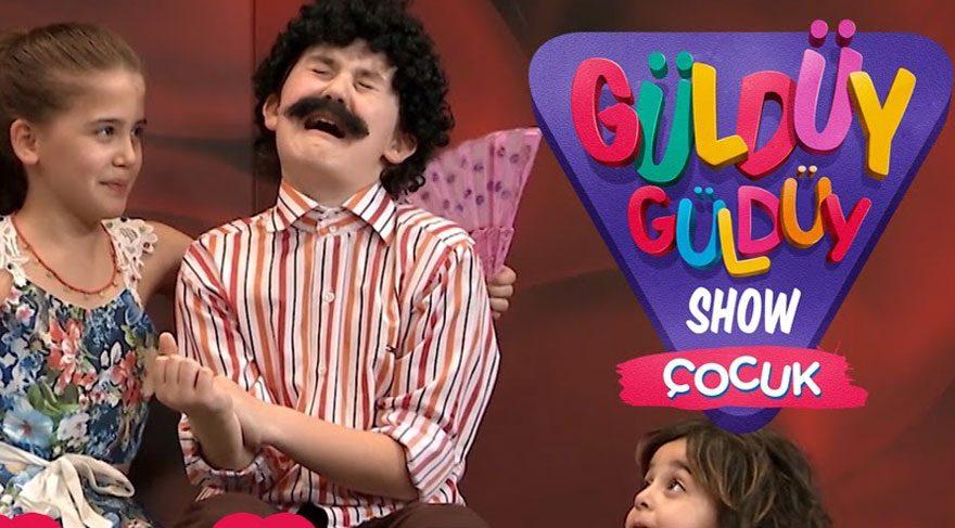 'Güldüy Güldüy Show Çocuk' her pazar BKM'de