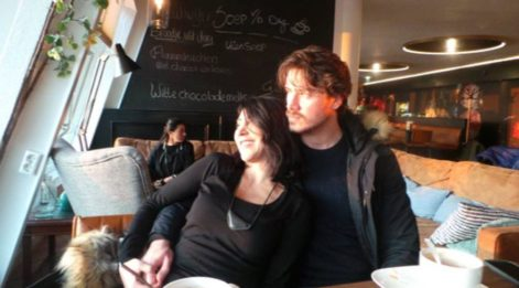 Hande Yener, sonsuz aşkın kollarında