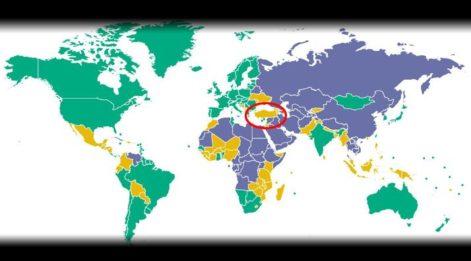 Özgürlükler Raporu yayınlandı: Türkiye'nin durumu bildiğiniz gibi!