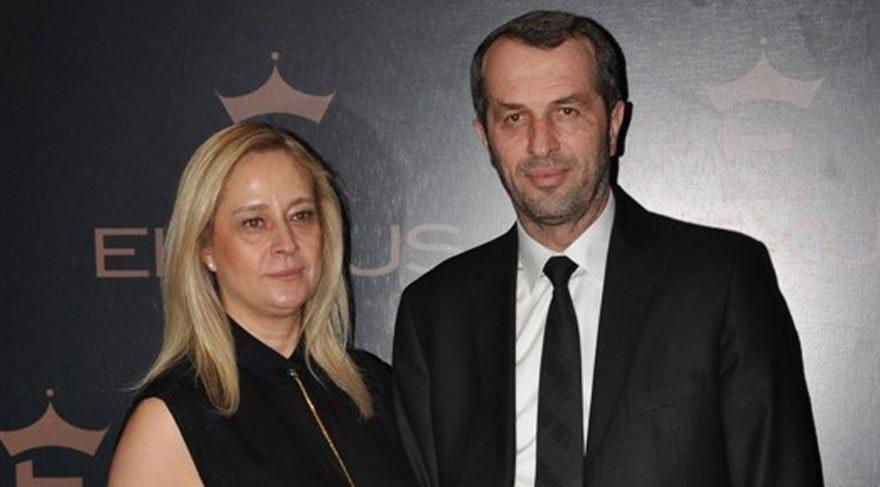 Saffet Sancaklı'nın eşi Hülya Sancaklı yaşımını yitirdi