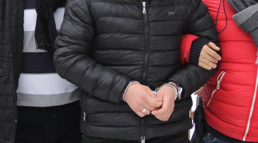 177 polis hakkında gözaltı kararı