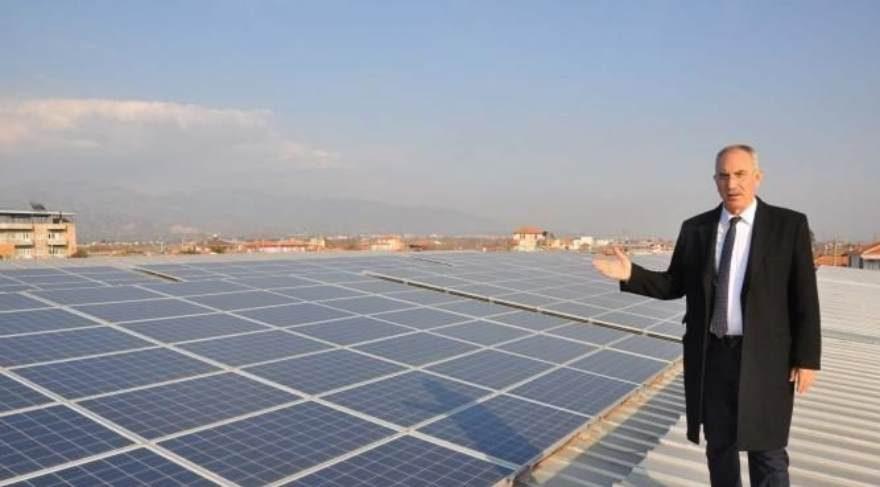 Pazar yerinde enerji üretilecek!