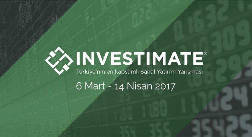 Sanal yatırım yarışması Investimate başlıyor