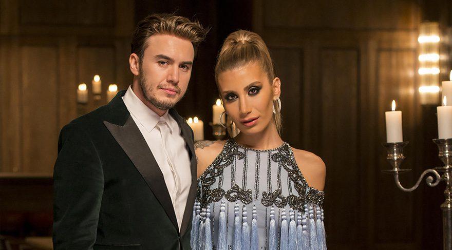 İrem ve Mustafa'dan 1.5 milyon dansı